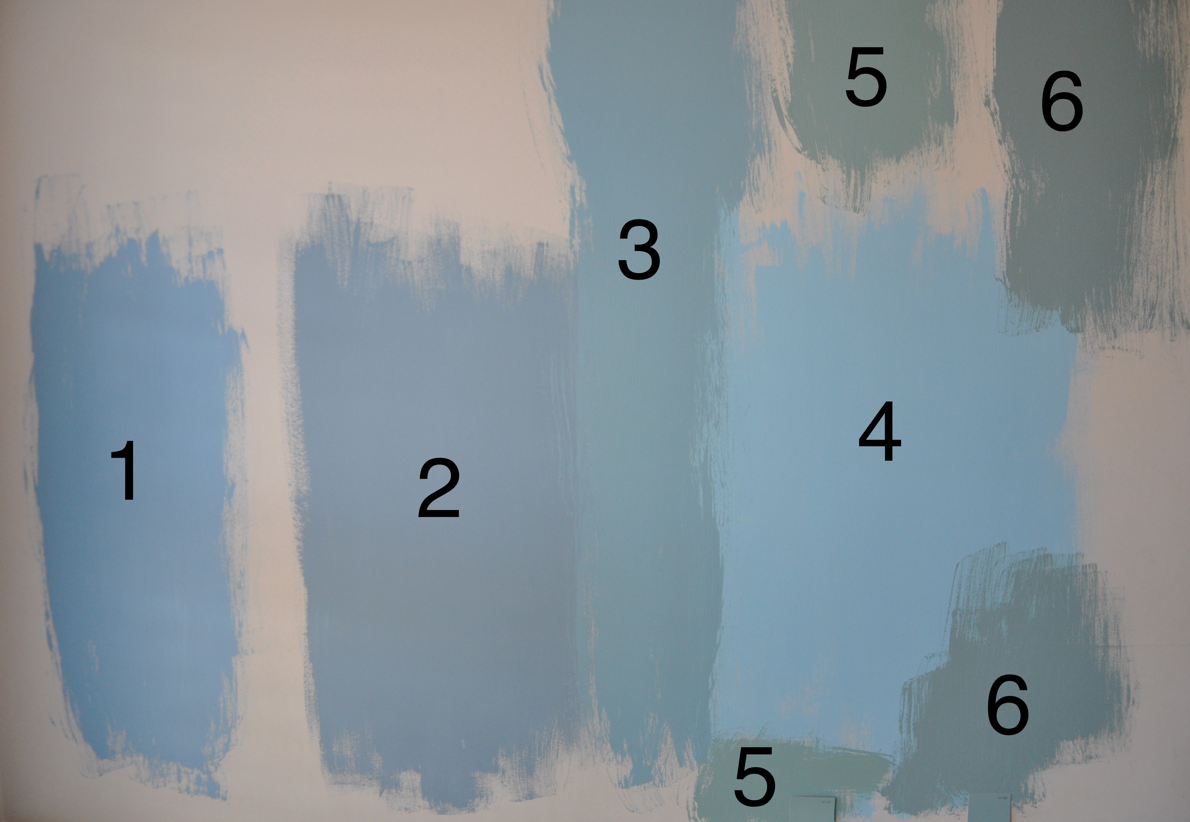 Monday Morning Blues- Picking a Paint Color For Our Master ...