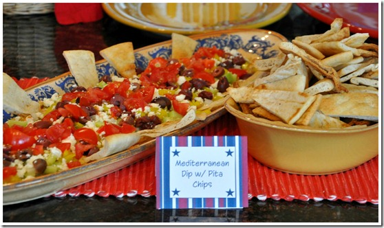 Mediterranean-Dip-with-Pita-Chips
