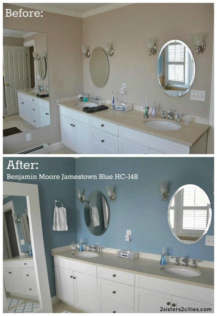 Master Bathroom Paint Color 21