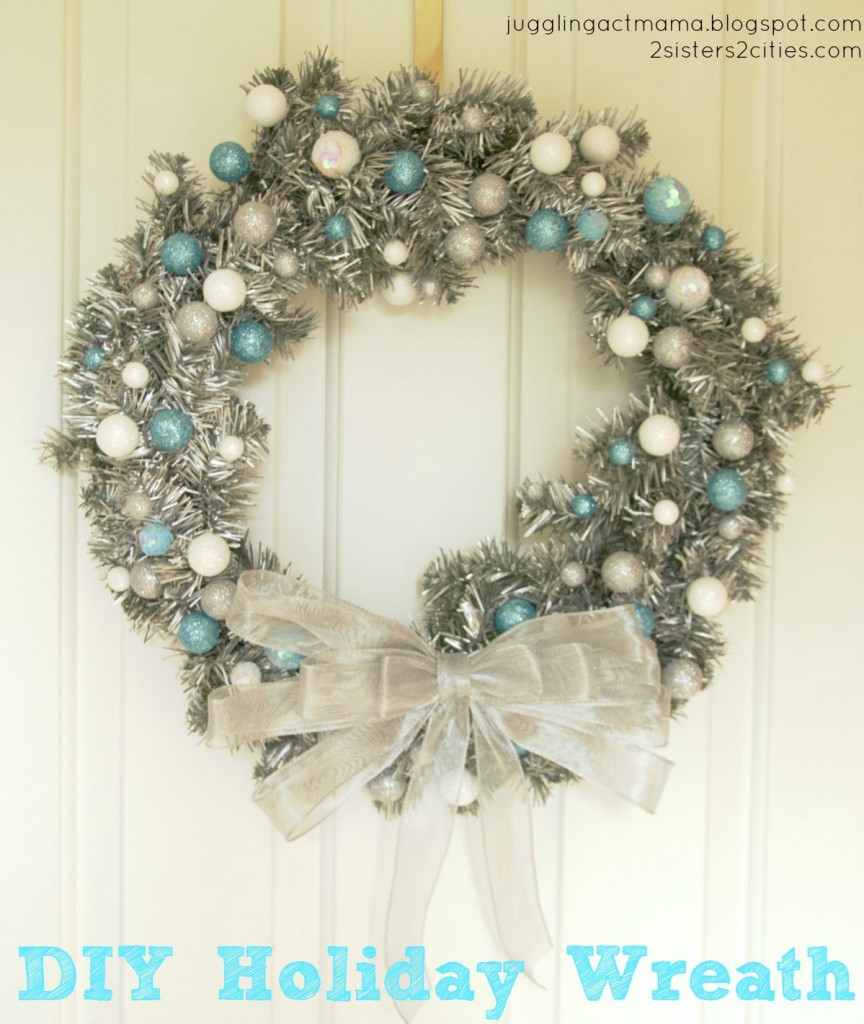 Whether they sparkle, jingle or are just plain pretty, you'll want to keep these DIY Christmas wreaths up all year long.