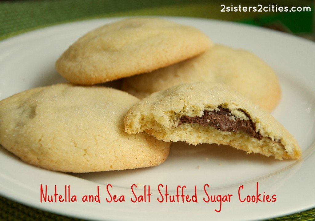 Nutella Chocolate Chip Cookies | Sally's Baking Addiction