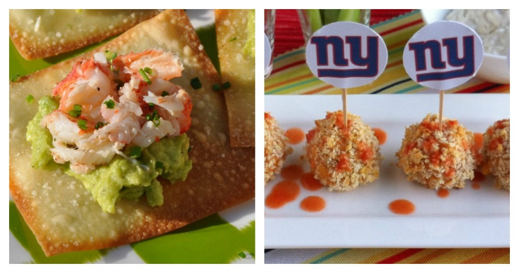 Super Bowl recipe throwdown